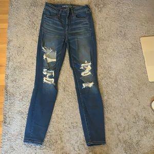 American Eagle jeans, Stretch Fabric, Slim fit
